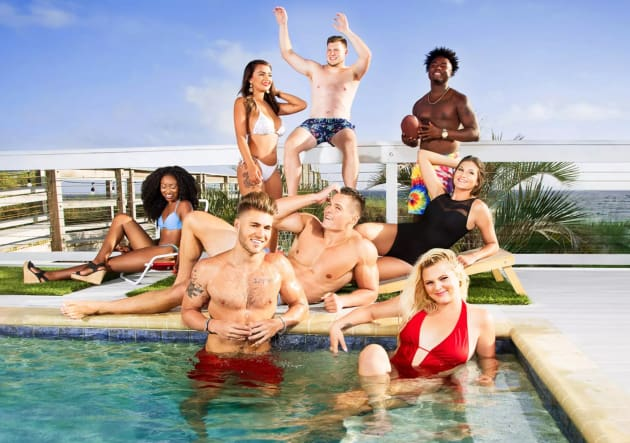 Floribama Shore Cast