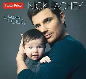 Nick Lachey Album Cover