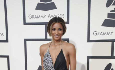 Ciara: 58th GRAMMY Awards