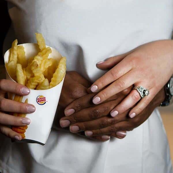 Burger King Kanye West