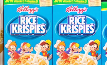 Sorry, But Someone May Have Peed on Your Rice Krispies