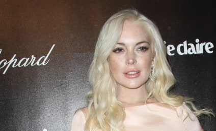 Lindsay Lohan Sued For Hitting Woman With Maserati