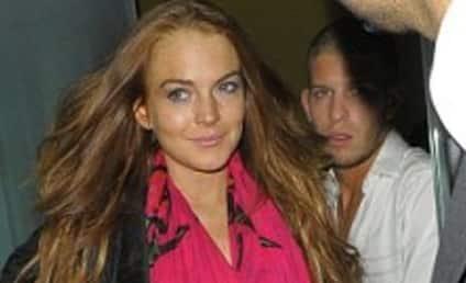 Lindsay Lohan: Seriously Stalking Samantha Ronson?