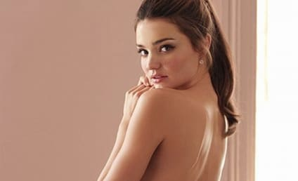Miranda Kerr: Topless in Victoria's Secret Catalog