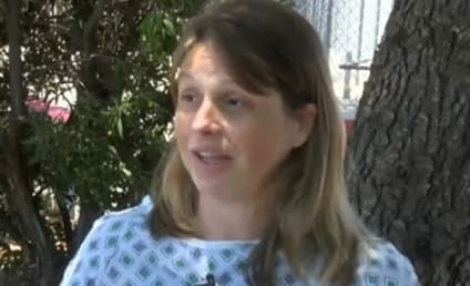 Woman Gives Birth, Fights Off Bees, Sets Forest Fire, Survives