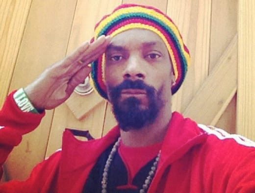 Snoop Dogg Twitpic