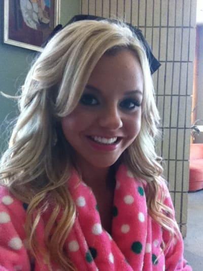 Bree Olson Twit Pic