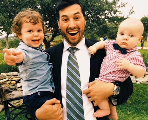 Jeremy Vuolo Wedding Image