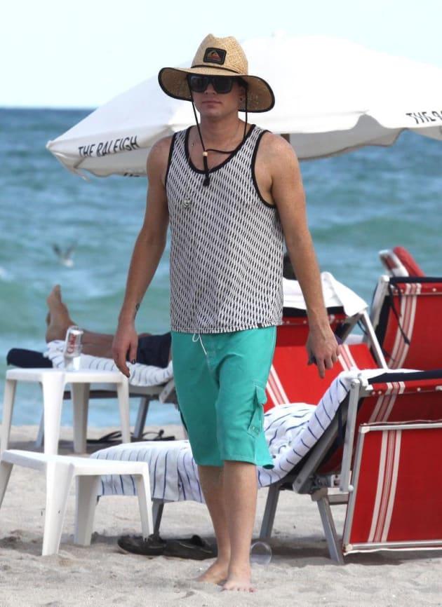 Adam in Miami