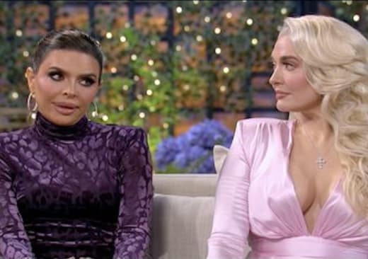 Lisa Rinna et Erika Jayne