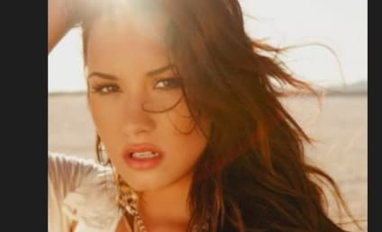 Demi Lovato: Already #1 on iTunes!