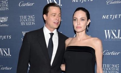 Brad Pitt Sees Kids For First Time Since Divorce