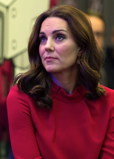 Kate Middleton, Interesting Expression