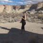 Kylie Jenner, Baby Bump in the Desert