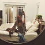Paris jackson mirror selfie