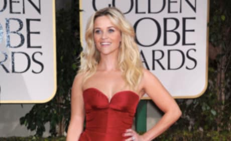 Reese Witherspoon, Red Dress