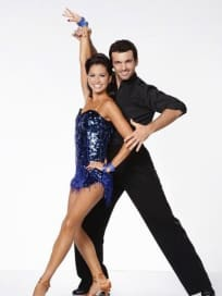 Melissa Rycroft and Tony Dovolani