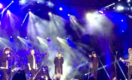 Zayn Malik Reunites with One Direction in Orlando, Fans React with Glee: #ZaynIsBack!