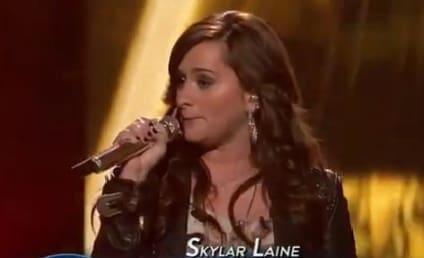 Skylar Laine Sneaks Up on American Idol Voters
