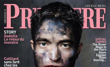 Robert Pattinson Premiere Photo