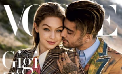 Gigi Hadid and Zayn Malik SLAMMED for Offensive Vogue Cover!