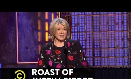 Martha Stewart Roast Jokes