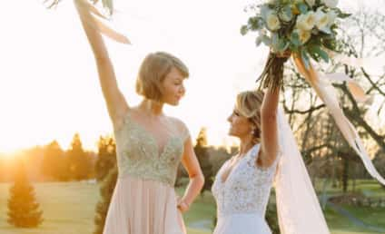 Taylor Swift in BFF's Wedding: I'm the Happiest Maid of Honor Ever!