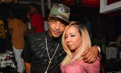 T.I. and Tameka