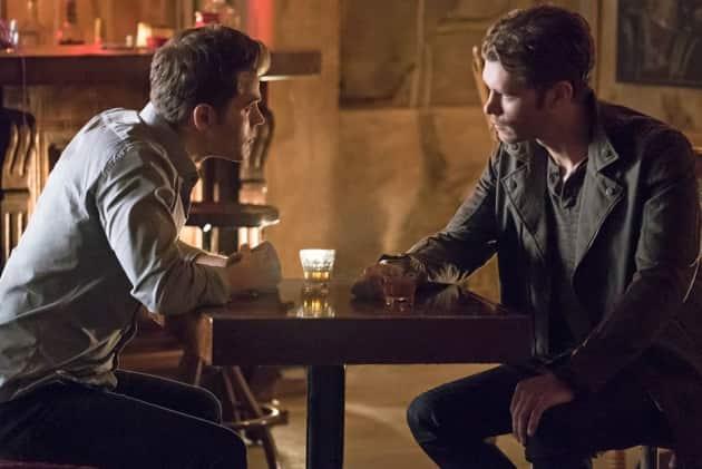 Klaus and Stefan