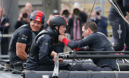 "Kate Middleton ""Flirts"" With Ben Ainslie, Cheating On Prince William?"