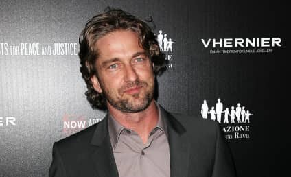 Gerard Butler and Ashley Greene: Hot and Heavy in NYC!
