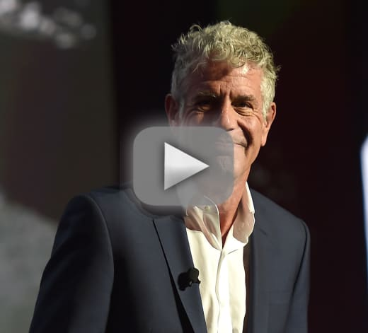 Anthony bourdain how did his mother learn of his suicide