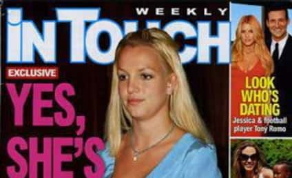 Britney Spears: Pregnant With J.R. Rotem Love Child?!