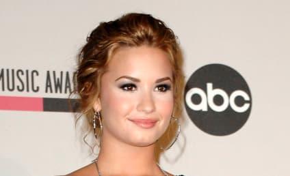 Demi Lovato: Cutting Herself Since Age 11!