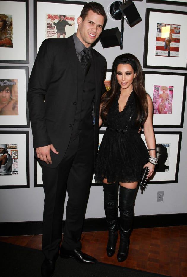 Kim K. and Kris