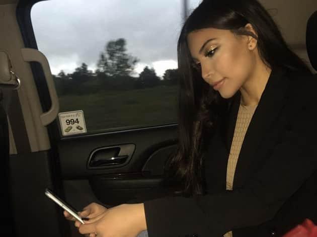 Kamilla Osman: Or Is That Kim?