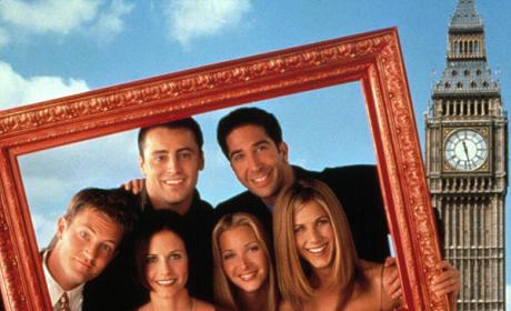 Friends Cast Picture
