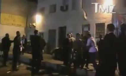 Katt Williams, Suge Knight Fight People Outside Club: Watch Now!