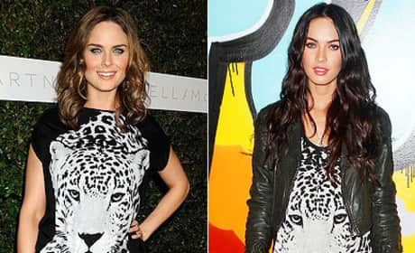 Who looks better: Emily Deschanel or Megan Fox?