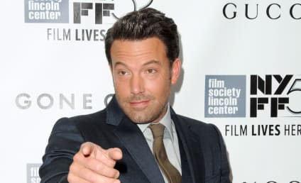 Ben Affleck: Drinking Again, Worrying Family & Friends (Report)