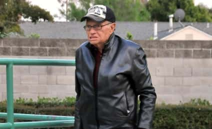 Larry King: Strong-Armed By Wife, Lacking Prenup