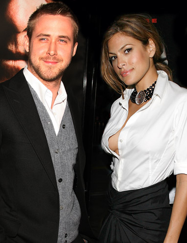 Eva Mendes & Ryan Gosling: Expecting Second Child! - The ...
