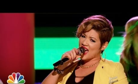 """Tessanne Chin: """"Underneath It All"""" - The Voice"""