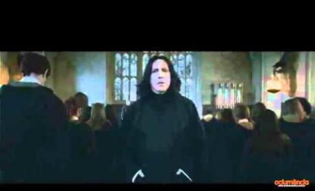 Harry Potter and the Deathly Hallows Clip - Snape vs. Harry