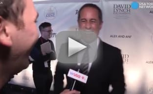 Jerry Seinfeld Denies Kesha Hug Request. Repeatedly.