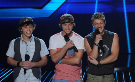 Did Emblem3 deserve The X Factor boot?