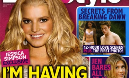 Jessica Simpson is Having a Baby (Someday)!