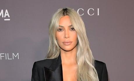 Kim Kardashian: Who Needs a Bra?