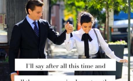 A Message From Scott Disick