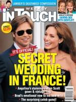Secret Wedding!